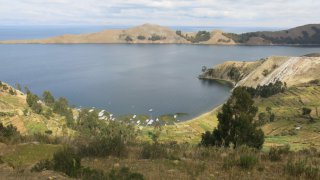 Bolivie : le Lac Titicaca en catamaran
